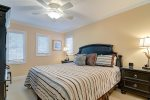 Master Bedroom - King - TV