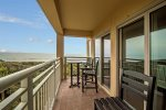 Private Oceanview Balcony
