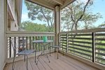 Private Screened in Balcony