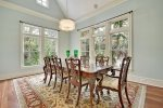 Formal Dining Room - Seats 8 Guests