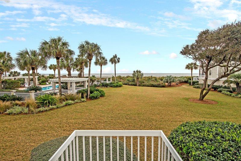 23 Beach Club Villa, Wild Dunes, Isle of Palms, Oceanfront
