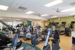 Sports Card Access: Pay for the Fitness Center