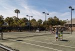 Play Tennis at the World-Renowned Tennis Center