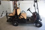 Ride Around in Style in Our Golf Cart - Inquire on renting it for your stay
