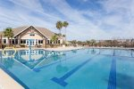 Seabrook Amenities Include: The Lake House Outdoor Pool