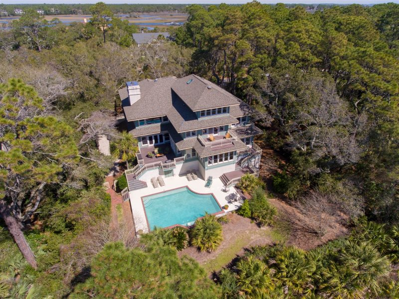 6 Ocean Course - Vacation Rental - Kiawah Island House in SC