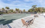 Seabrook Club Amenities- Tennis Courts