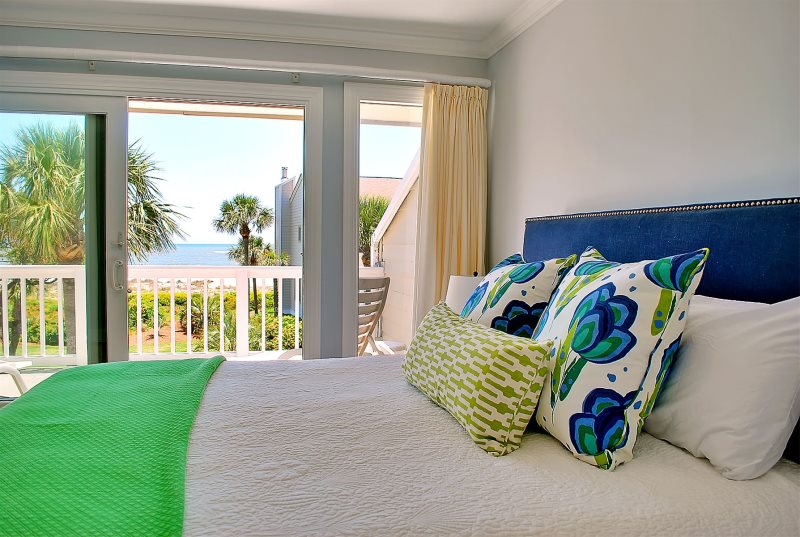 27 Beach Club Wild Dunes Ocean Views Screened In Porch Steps Away From And Pool Newly Renovated