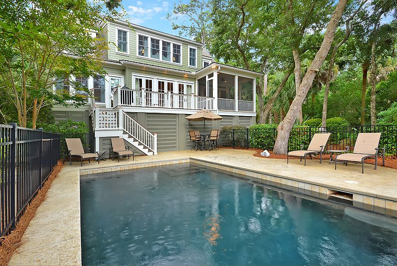 57 Surfwatch Kiawah Island Lovely 4 Bedroom Home On The Cougar Point Golf Course With A Private Pool West Beach