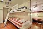 Bedroom 3 - 3 Sets of Bunk Bed - Sleeps 6