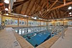 Lake House Indoor Pool- Additional Fee