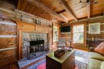 Tim's Cabin | Cozy Cabin with Amazing View of the Blue Ridge Mountains