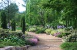 10 Acres of Private Gardens Awaits You