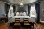 Blacksmith Apartment | One of Four Thoughtfully Designed Units in The Belmont Guesthouse