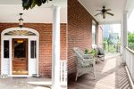 Graves Street Magnolia | Charming classic Belmont home located near Downtown Mall - Pet Friendly