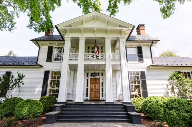 Glenmore Manor House | Located 15 Min East Of C`ville. This Historical  Keswick Home Is The Original Manor Home Built In 1724
