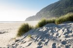 Manzanita Beach is a 7-mile stretch of beautiful beach