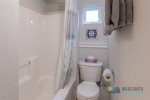 Back deck faces East for panoramic views of the mountains