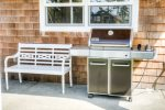 Gas BBQ for renters use.
