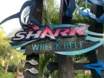 The Amazing Underwater Shark Restaurant at SeaWorld - A Must See Sea Restaurant in Orlando