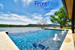 Logan's Retreat | 4,000 sq ft, 140 ft of Waterfront, Infiniti Swimming Pool | Full House Remodel!
