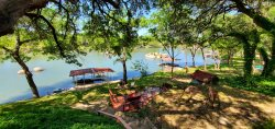Cool Waters Lake LBJ Cabin Rental