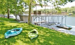 Long Mountain - Boat Dock with Double Lift, Dual Jet-Ski Ramp, Pool Table, Pet Friendly, WiFi