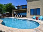 Christopher I Luxury Lake LBJ Vacation Rental With Swimming Pool