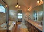 Main Level Master Bathroom