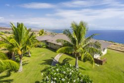 PRIVATE HANU KAI ~ 3 BR ~ Ocean/Mountain Views ~ Luxury Home ~ Kohala Coast