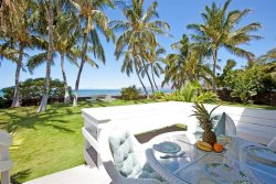Honu Kai ~ 2 Bedroom ~ Oceanfront Home ~ Puako