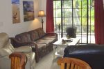 Shady Palms ~ 2 BR ~ Lunapule Condo ~Walking distance to town