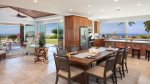 great views from dining room & kitchen