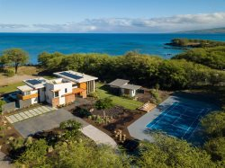 KAHIELUANA ~ 5 BR Suites ~ Oceanfront Luxury Living with Pool/Tennis/Vollyeball ~ Puako