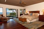 Downstairs Kohala Suite with a fantastic view