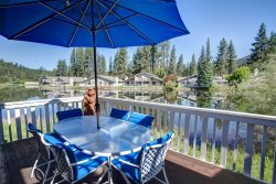 #29 ASPEN  On the Pond!  $295.00-$325.00 BASED ON DATES AND NUMBER OF NIGHTS. (plus county tax, SDI,Cleaning Fee  and processing fee)