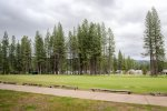 View to the 13th  fairway at Plumas Pines Golf Resort