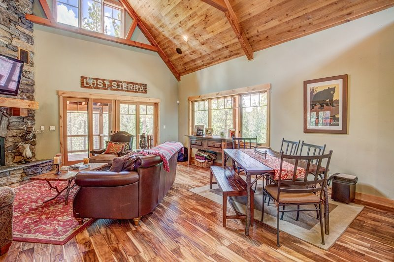 Large Cedar Home in the community of Grizzly Ranch