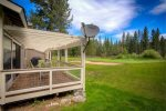 Located with view of the 4th Hole of Plumas Pines Golf Resort