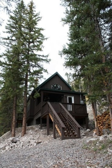 Beautiful Cabin On Gallatin River