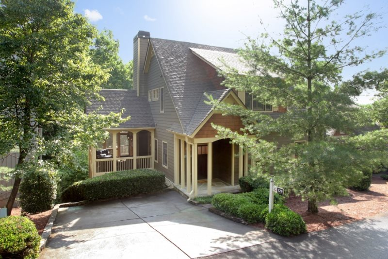 Bear Wood Cottage Rental Home In Big Canoe Resort