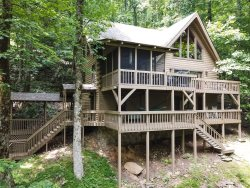 Moonlight Ridge Rental Home in Big Canoe - NEW RENTAL