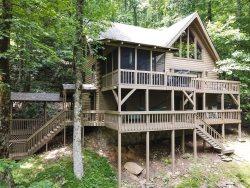 Moonlight Ridge Rental Home in Big Canoe - NEW RENTAL