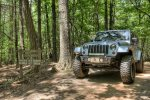 Big Canoe Jeep Trail ends next to Driveway with extra parking Jeep not included