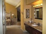 Tamarron Vacation Rentals 411 - Full Bathroom/jacuzzi in upstairs suite - Durango, Colorado