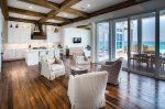 Seagrove Beach - Beautiful floors, many windows for optimum views.