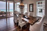 Seagrove Beach - Dining area.