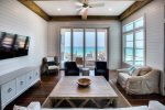 Seagrove Beach - Comfortable living space