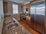 Watercolor - Stainless Steel appliances
