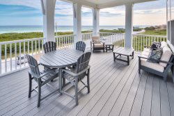Mia Vista Mare (My Sea View) Inlet Beach GULF FRONT + Pool + FREE BIKES & Beach Service - 4 Chairs, 2 Umbrellas Included!